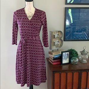 41 Hawthorne Print Dress